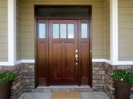 exterior craftsman front door with floor mat craftsman