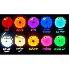 Bình luận Đèn LED dây uốn dẻo 10 màu - Bán lẻ 1m - Đầy đủ phụ kiện, hướng  dẫn cách tự uốn chữ, uốn hình treo tường
