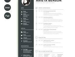 Interesting Resume Template Contemporary Resume Templates ...