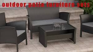 Small Picture The Ten Best Outdoor patio furniture sets review YouTube