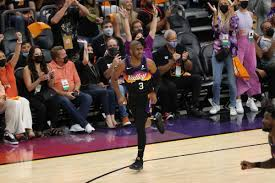 Chris paul put up 41 points across 35 minutes played. Suns Vs Bucks Game 1 Final Score Cp3 Drops 32 Points To Give Phoenix 118 105 Win Draftkings Nation