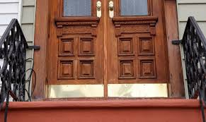 Should Homeowners Install a Kick Plate on Their Front Door ...