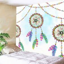 wall art dreamcatcher print tapestry