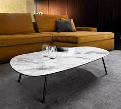 calligaris tweet ceramic coffee table  design icons