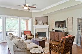 contemporary ceiling fan ideas for small living room with best corner fireplace design and unique chairs furniture also using laminate wooden floor plans