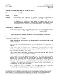 board of directors minutes of meeting template sample minutes of corporate board meeting papillon northwan