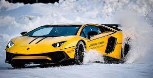 Winter Accademia | Lamborghini Squadra Corse