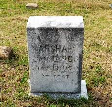 Jamie Marshall Barton (1908-1929) - Find A Grave Memorial