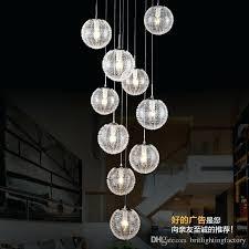 s ing ball pendant light glass uk