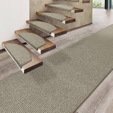 Läufer Teppich Carlton Maßanfertigung 5 Farben