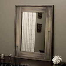 distressed bathroom mirror  genersys