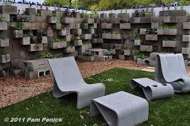 cinder block garden wall. Edible Wall! Cinderblock Wall Vegetable Garden Wows At Big Red Sun Cinder Block I