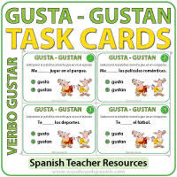 Gustar In Spanish Grammar Rules