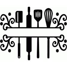 kitchen utensils split silhouette.  Split Split Kitchen Utensils Throughout Kitchen Utensils Split Silhouette Design Store