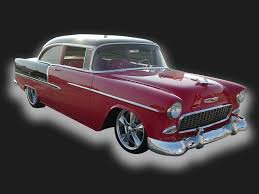 1955 Chevrolet Bel Air Hot rod pictures - Hot Rod Cars