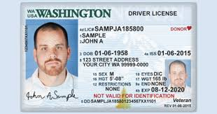 Id New Produces Washington Licenses Cards Highly Driver And Secure
