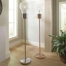 edison light bulb floor lamp