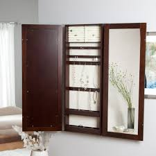 Wall Mount Jewelry Cabinet Wall Mounted Jewelry Cabinet59