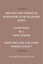 Love Quotes To Your Husband Love Quotes Your words are powerful in the life of your husband 63