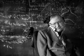 Theoretical physicist and lucasian professor of mathematics at the university of cambridge. Professor Stephen Hawking