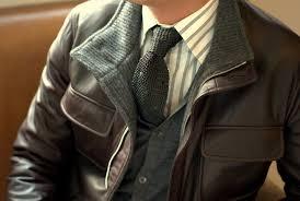 seraphin deerskin leather jacket via