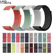 <b>Laforuta</b> Nylon <b>Band for</b> Samsung Galaxy Watch Active <b>Band</b> Galaxy ...