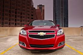 Cheaper, Older Outgoing 2012 Chevy Malibu More Popular Than New ...