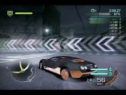 Nfs Carbon Car Mod Bugatti Veyron Super Sport Youtube