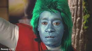 Don Cheadle is Captain Planet - YouTube