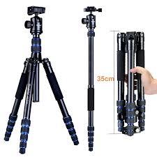 Manbily AZ310 Professional Portable Travel Camera Aluminum ...