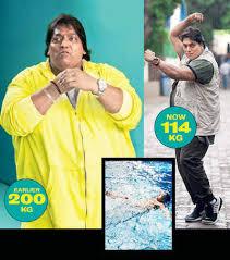 Weight Loss Ganesh Acharya On His Journey Of Losing 86kgs