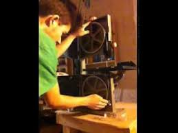 ryobi band saw blades. how to install a bandsaw blade for ryobi band saw blades
