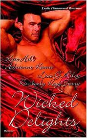 amazon wicked delights 9781586088286 kate hill adrienne lisa g riley kimberly kaye terry books