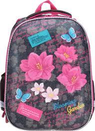 Школьный ранец <b>Berlingo Expert</b> Pro Flowers, RU045603 ...