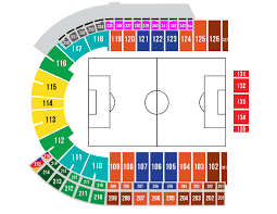 24 Actual Nippert Seating Chart