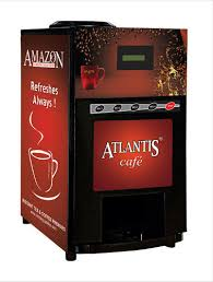 Hot Drinks Vending Machine Custom Atlantis Cafe Plus 48 Lane Hot Beverage Vending Machine At Rs 48