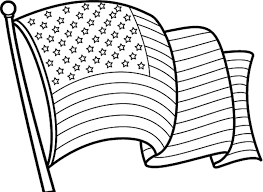 Small Picture Free Coloring American Flags To Print American Flag Coloring Page