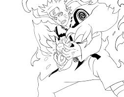 Coloriage Naruto Les Beaux Dessins De Dessin Anim Imprimer Et