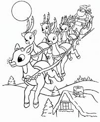 Small Picture 100 ideas Rudolph Printables Colouring Pages on printablecoloringus