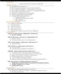 14 Animated Resumes Proposal Agenda