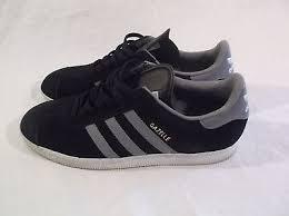 adidas 675001. adidas originals gazelle mens athletic sneakers shoes 675001 black suede 11 m s