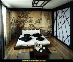 asian themed bedroom decorating ideas