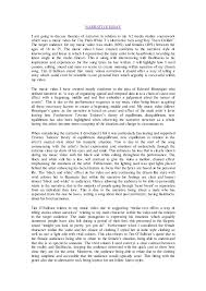 narrative essay narrative essay i am going to discuss theories of narrative in relation to my a2 media