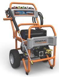 generac png. Gas Engine Equipment: Generac Pressure Washers Png