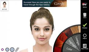 The Ultimate Hair Color Simulation Application