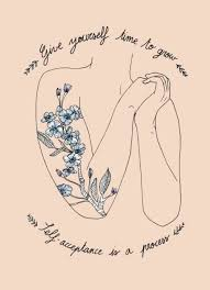 Self Acceptance Quotes Delectable My Diary Give Yourself Time To Grow Self Acceptance Is A