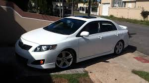 Corolla xrs 2009 - YouTube