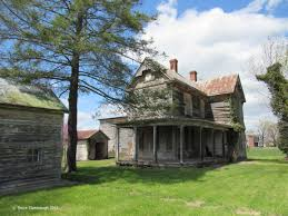 old architectural photography. Old Farmstead, Elkton VA Architectural Photography
