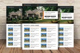 mortgage flyer template realtor flyer template new real estate brochure templates psd free