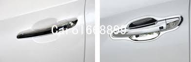 car styling door handle cover door handle bowl trim cup cap trim for 2018 2018 qashqai